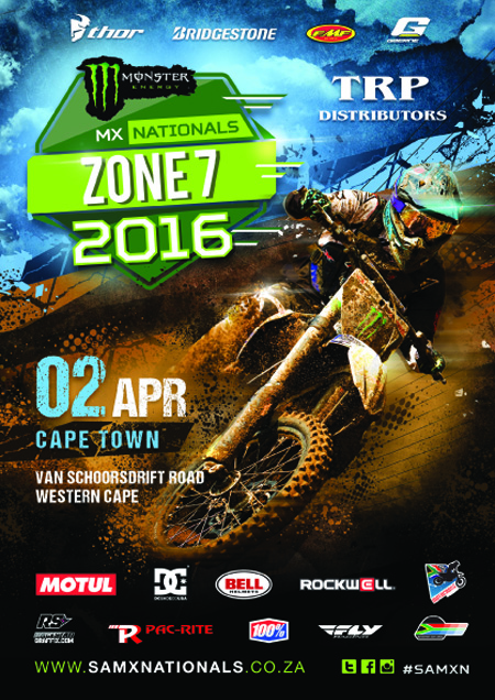 MX Nationals Cape Town 2016