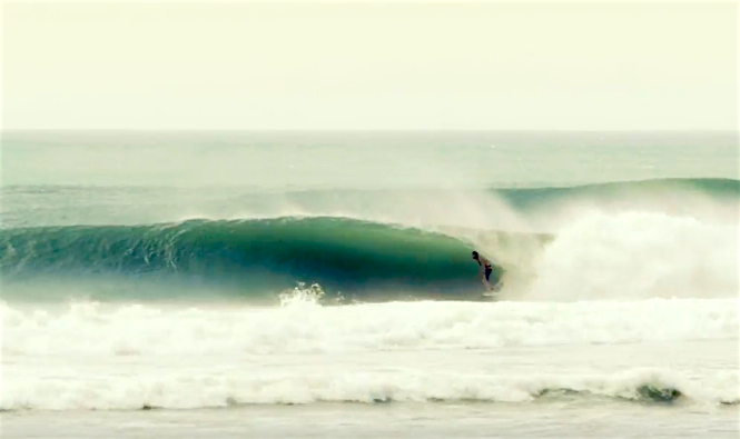 Mick Fanning - Perfect Right